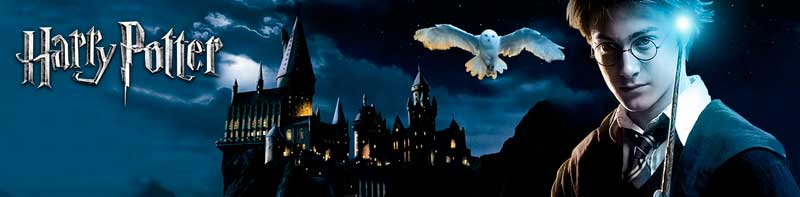 Figuras Harry Potter