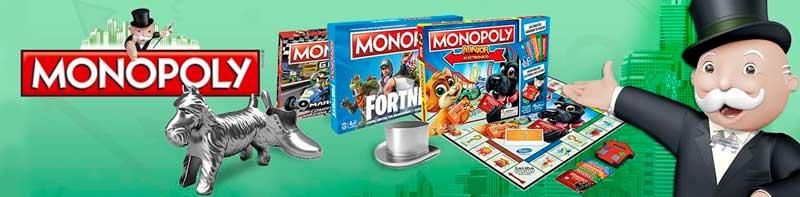 Juegos de Monopoly