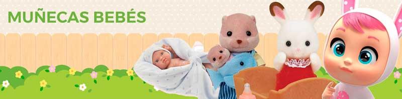 Muñecas bebes