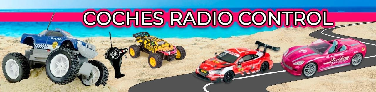 Coches de radio control