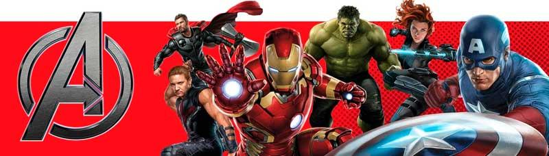 Figuras de los Vengadores Marvel