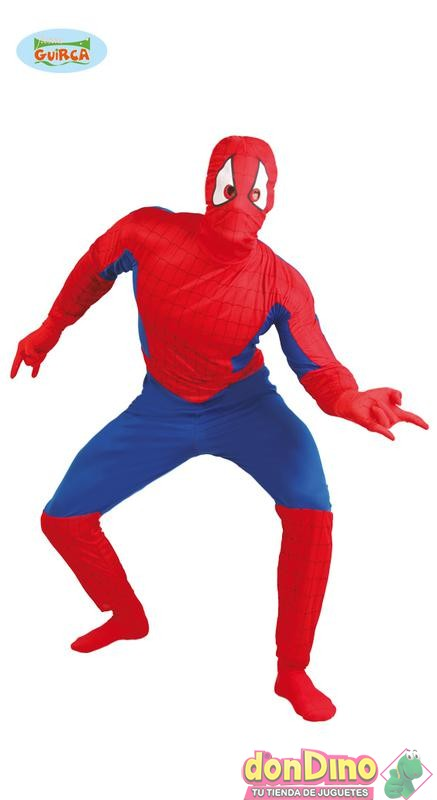 Disfraz adulto super heroe