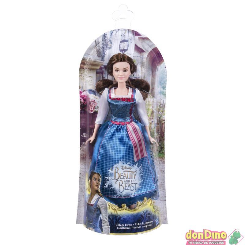 Muñeca bella vestido campesina