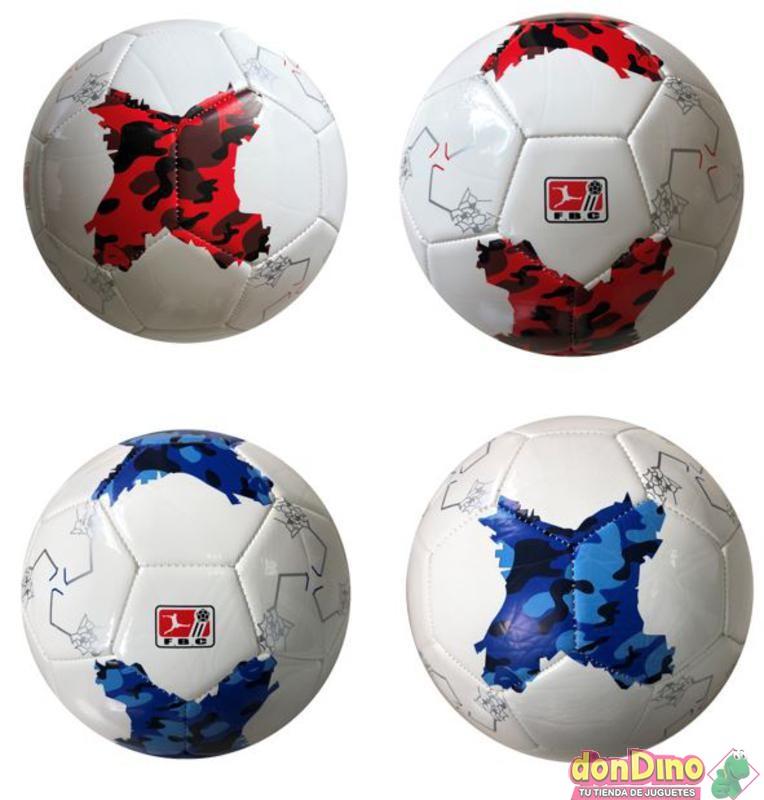 Balon futbol talla 5 tpu fbc surt.