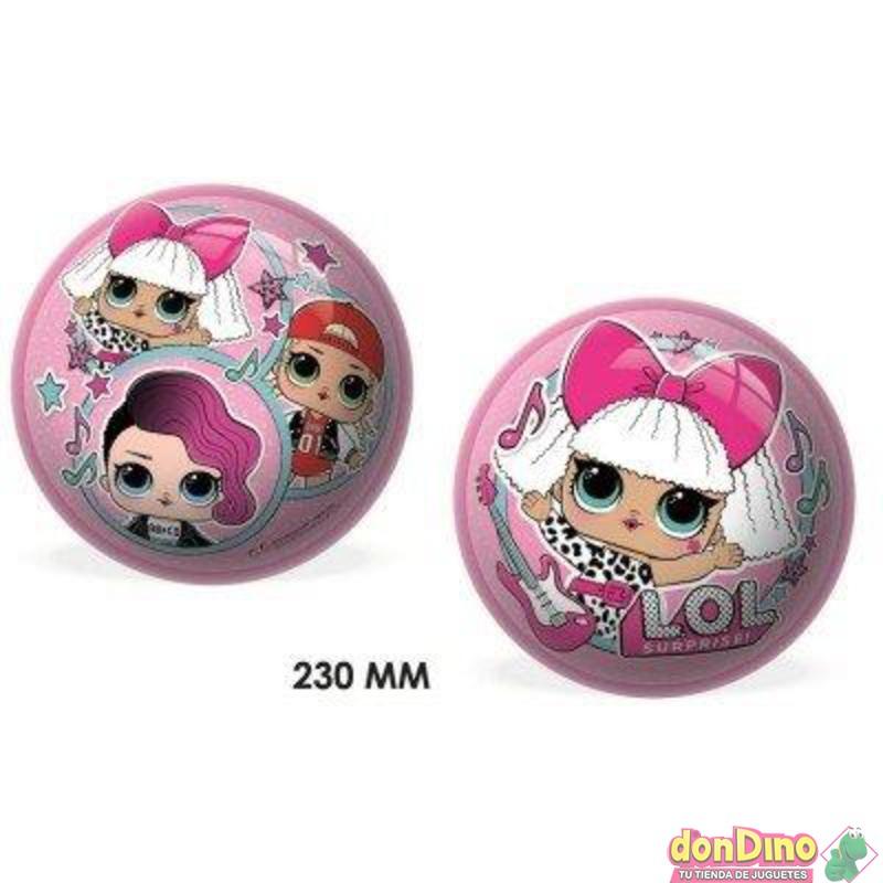 Balon 230 mm lol surprise!