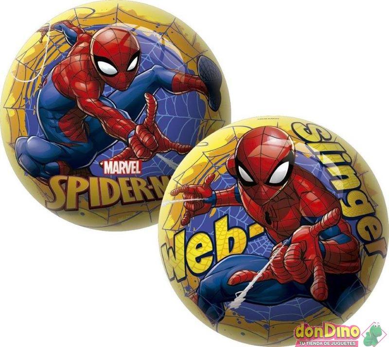 Balon 230 mm spider-man