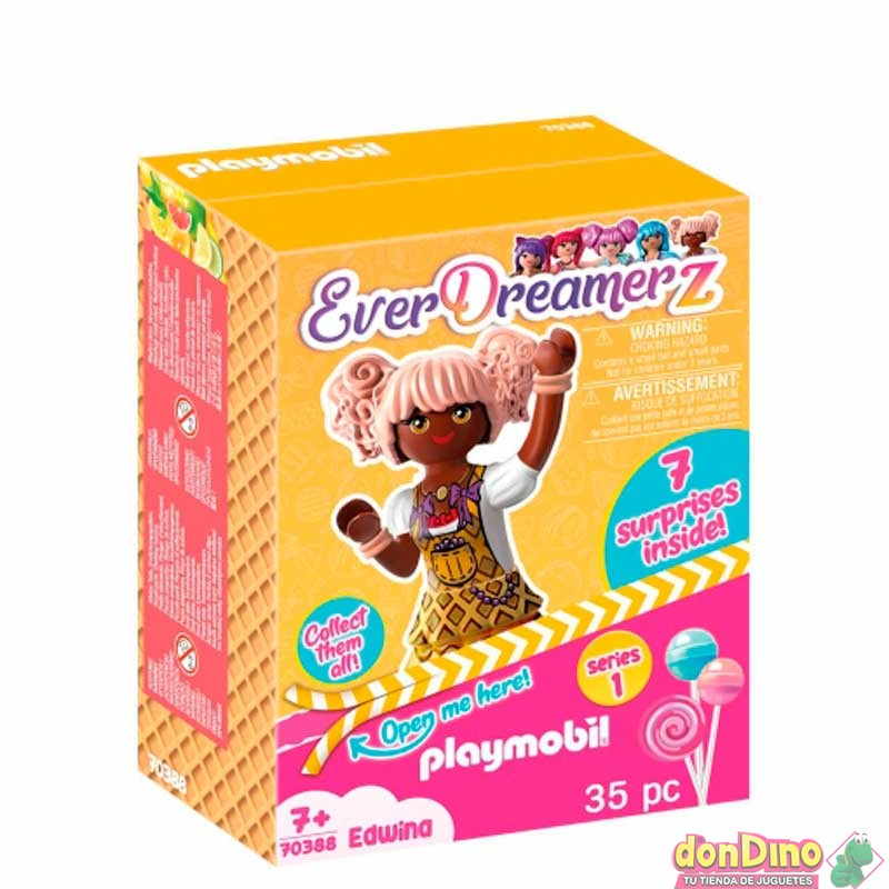 Edwina playmobil ever dreamerz s-1