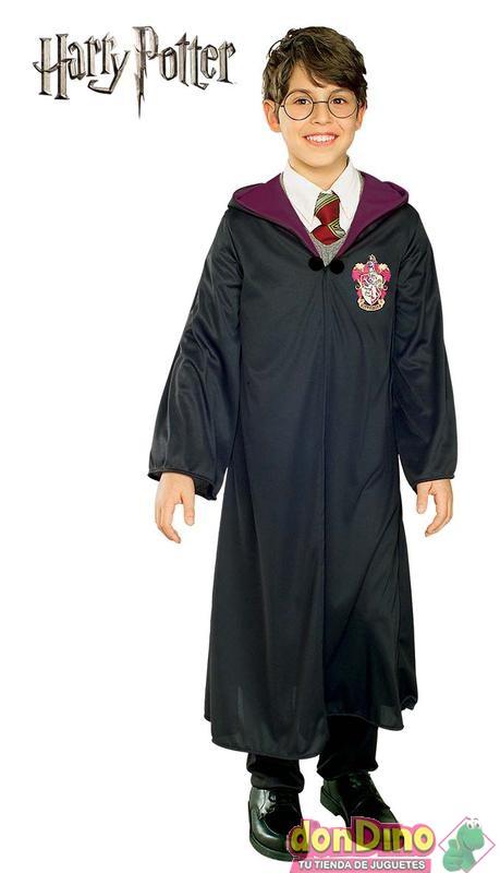 Disfraz harry potter 8-10 años