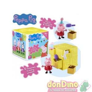 Caja sorpresa peppa pig