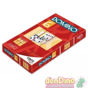 Domino 6 colores 28 pzas.