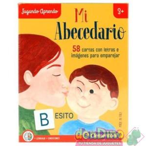 Mi abecedario jugando aprendo