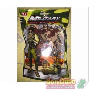 Bolsa soldados military