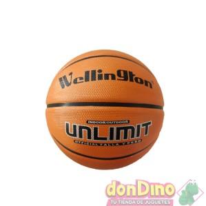 Balon basket oficial nº 7 naranja