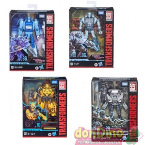 Transformers generation deluxe