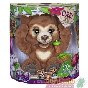 Cubby, mi oso curioso furreal