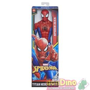 Figura titan spider-man