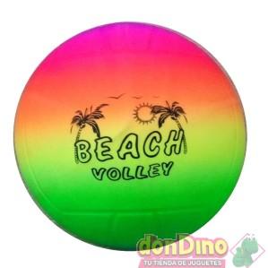 Balon voley/futbol playa goma