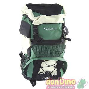 Mochila camping 45 litros