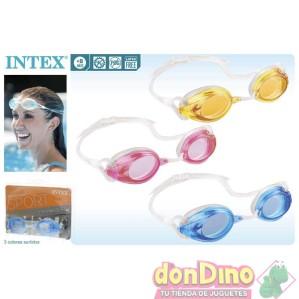 Gafas de natacion relay deporte