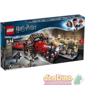 Expreso hogwarts lego harry potter