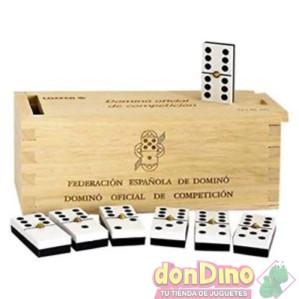 Domino oficial de competicion