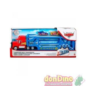 Mack transportador y lanzador cars
