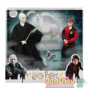 Pack harry potter & lord voldemort