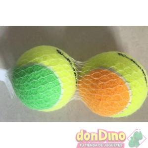 Bolsa 2 pelotas padel playa