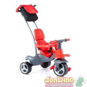Triciclo urban trike 5 en 1 rojo