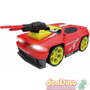 Dragster watch car r/c por voz