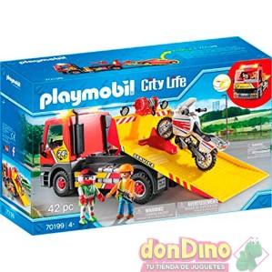 Grua playmobil city life