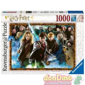 Puzzle 1000 pzas. harry potter