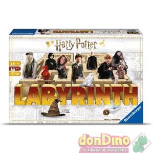 Juego laberinto harry potter