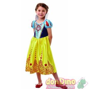 Disfraz blancanieves 5-6 años