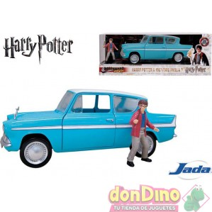 Coche 1959 ford anglia harry potter