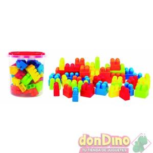 Cubo construccion 40 blocks