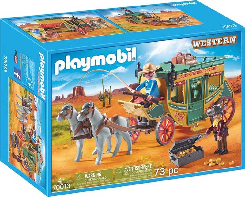 Diligencia 73 Don Western Dino Playmobil PzasJuguetes PkZiuTOX
