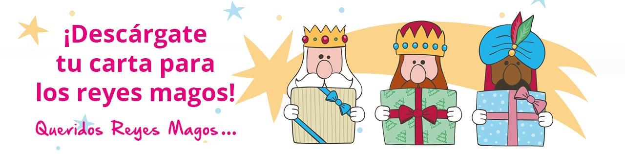 Tu carta para los reyes magos