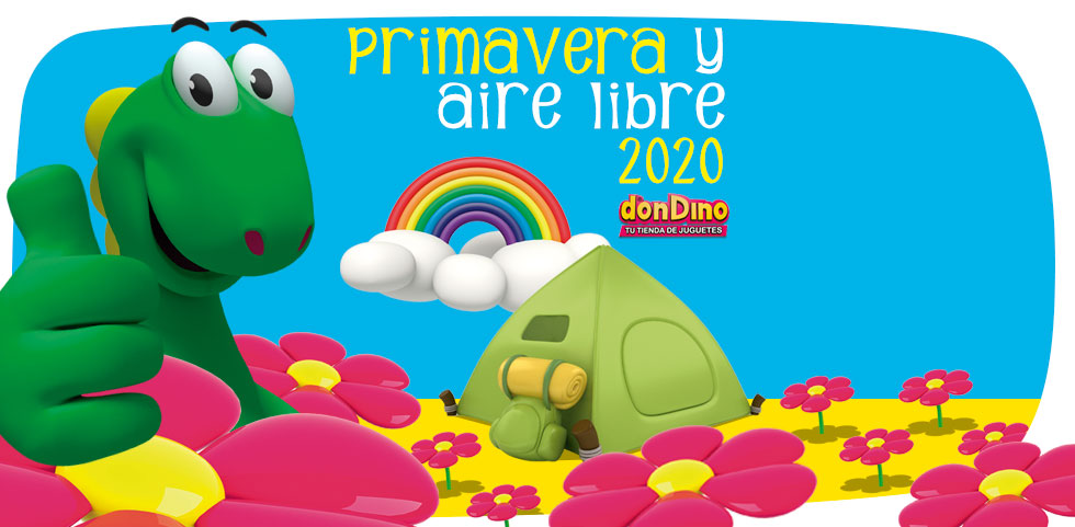 Catálogo de Primavera Don Dino 2020