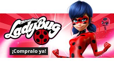 Ladybug y Cat Noir