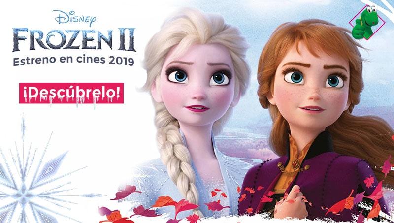Frozen en Don Dino