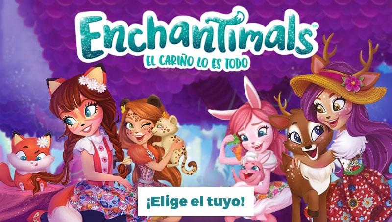 Enchantimals en Don Dino