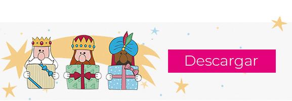 Carta a los Reyes Magos modelo 2 en Don Dino