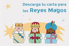 Escribe la carta a los Reyes Magos en Don Dino