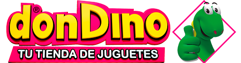 Tienda oficial de juguetes Don Dino. Tu tienda de juguetes.